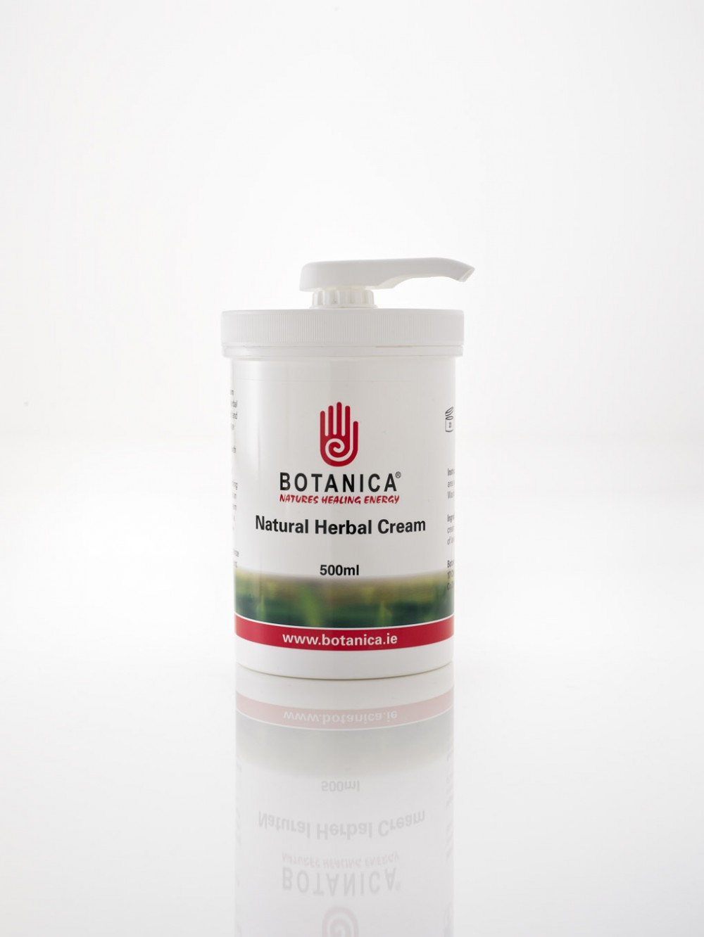 Pro Botanica-Nat Herbal Cream 500ml